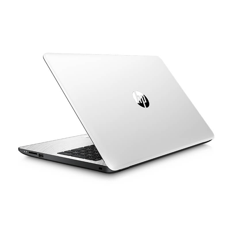 "LAPTOP HP 15-BS031WM CORE I3-7100U 4GB RAM 1TB HDD W10 15.6"" COLOR GRIS CENIZA"