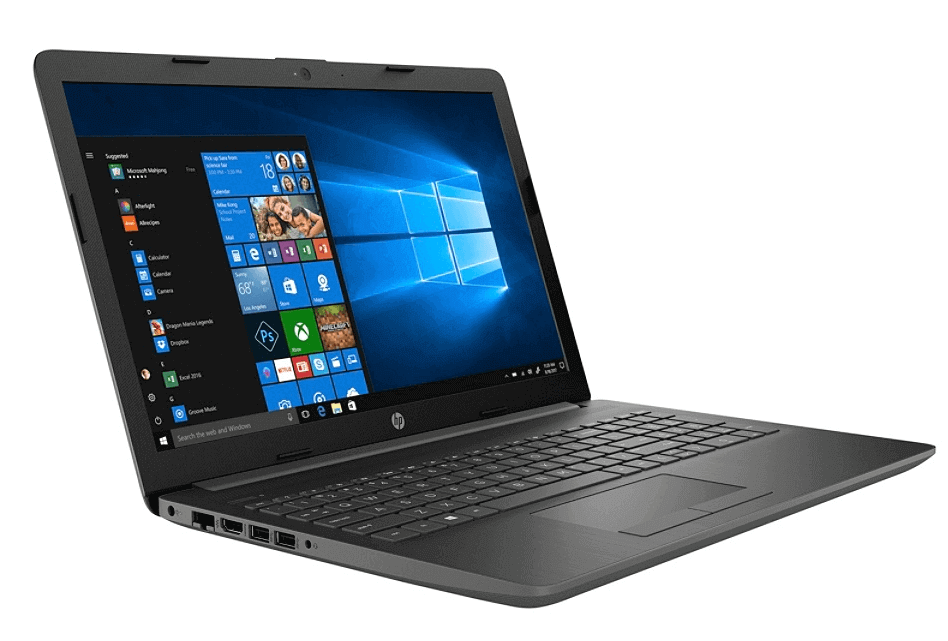 "LAPTOP HP 15-DA0085OD CORE I5-7200U 4GB 1TB HDD W10 TOUCHSCREEN 15.6"" COLOR NEGRO"