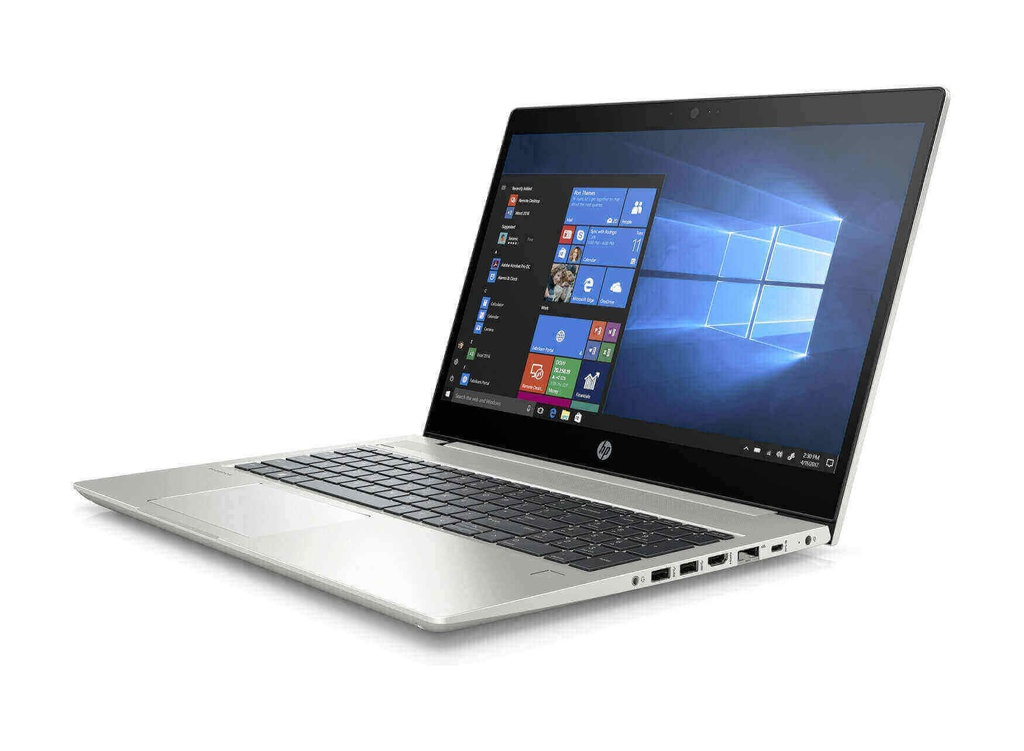 "LAPTOP HP PROBOOK 450 G6 6DH48LT#ABM CORE I7-8565U 8GB 1TB HDD W10PRO 15.6"" COLOR PLATEADO"