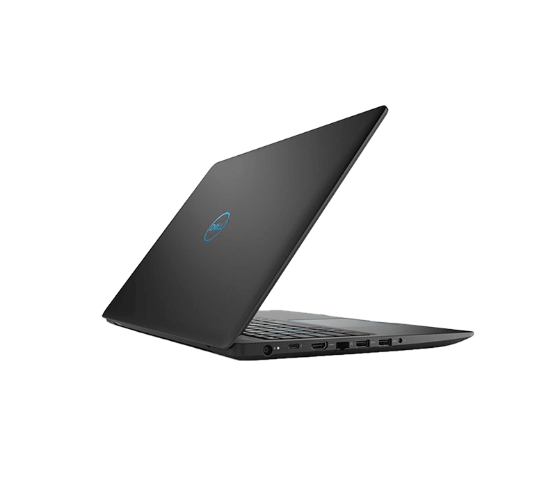 "LAPTOP  DELL G3 GAMING CORE I7-8750H 8GB 1TB HDD + 128 SSD W10 15.6"" HD 4GB NVIDIA GTX1050TI"