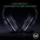 HEADSET GAMING RAZER THRESHER TOURNAMENT EDITION 50MM COLOR NEGRO