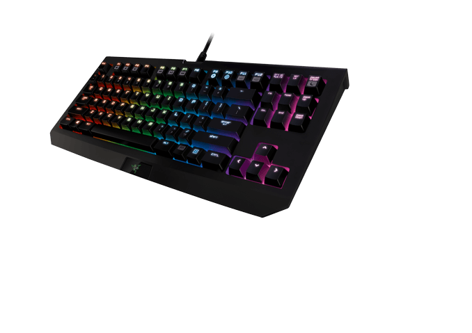TECLADO GAMING BLACKWIDOW CHROMA TOURNAMENT EDITION RAZER
