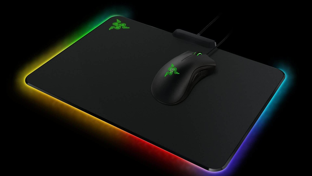 MOUSE PAD GAMING FIREFLY HARD RAZER