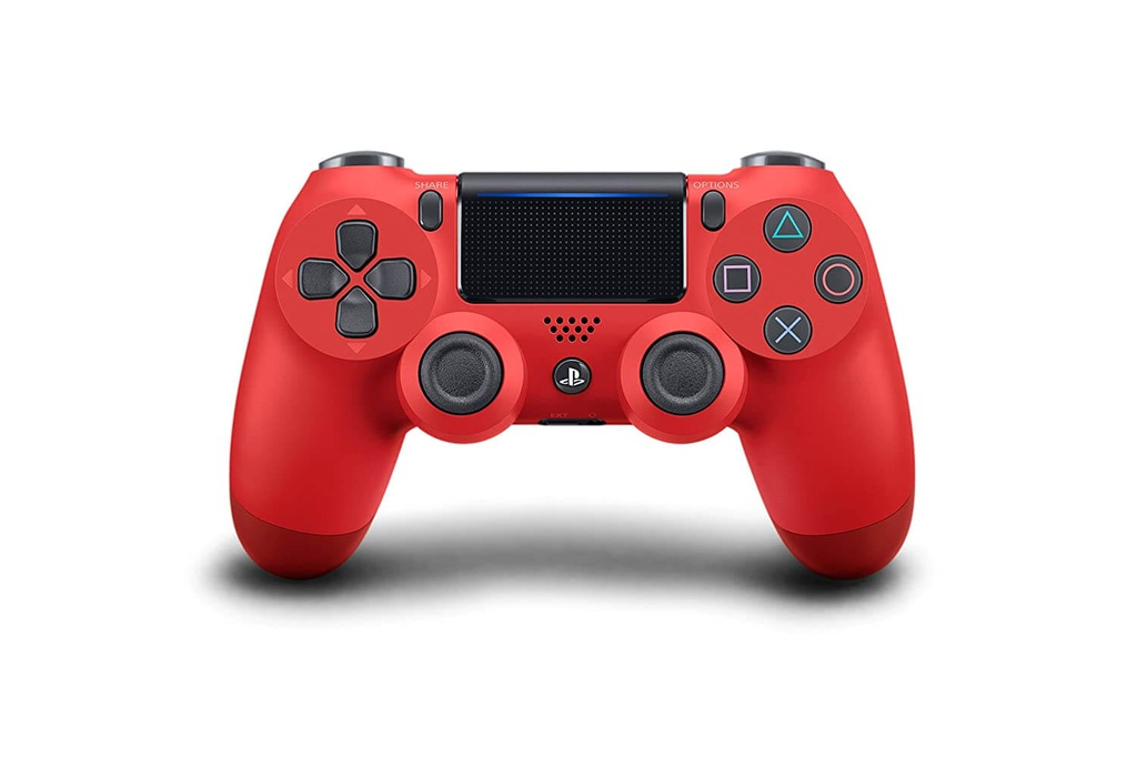 CONTROL DE PS4 SONY DUALSHOCK COLOR ROJO