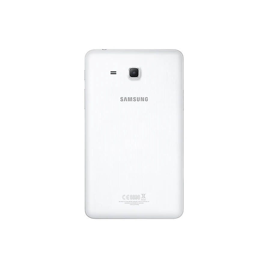 "TABLET GALAXY TAB A 7"" SM-T280 WIFI 8GB RANURA MICROSD ANDROID 5.1 COLOR BLANCO SAMSUNG"