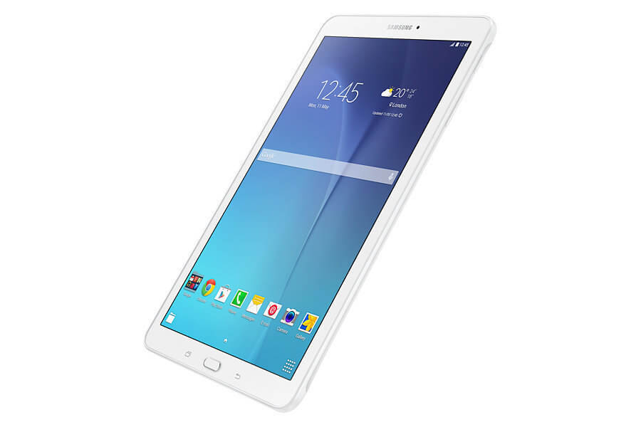 "TABLET GALAXY TAB E 9.6"" SM-T561 3G 8GB COLOR BLANCO SAMSUNG"