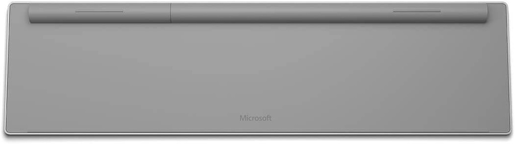 TECLADO MICROSOFT SURFACE INALAMBRICO BLUETOOTH COLOR GRIS