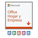 LICENCIA MICROSOFT OFFICE HOME AND BUSINESS 2019 1 PC
