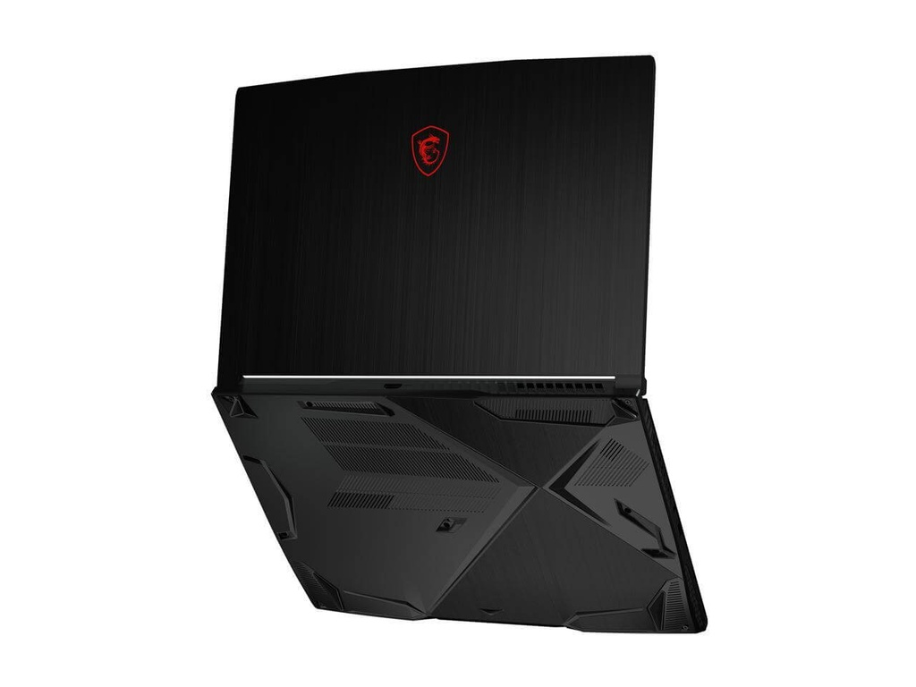 "LAPTOP MSI GF63 THIN 9SCX-005 GAMING CORE I5-9300H 2.4GHZ 256GB SSD 8GB RAM 15.6"" 1920X1080 BT WIN10 COLOR NEGRO"
