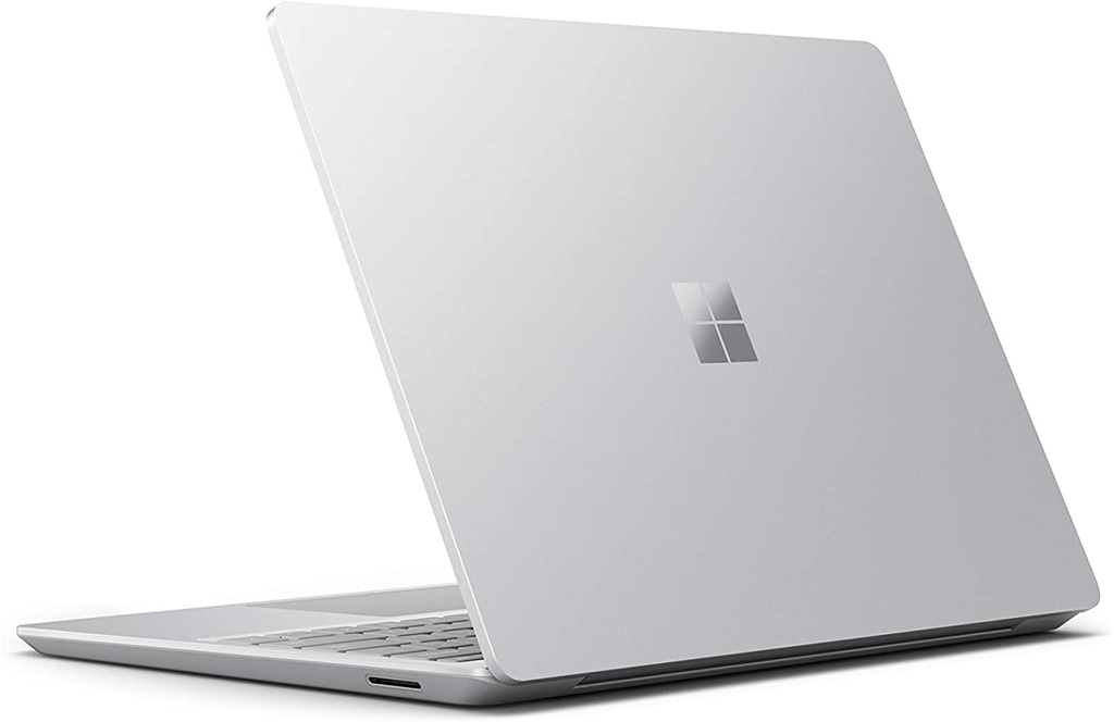 "LAPTOP MICROSOFT SURFACE LAPTOP GO CORE I5-1035G1 1.0GHZ 128GB SSD 8GB RAM 12.4"" 1536X1024 PANTALLA TACTIL BT COLOR PLATEADO"