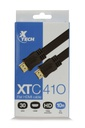 CABLE HDMI XTC-410 VIDEO/AUDIO 10 PIES XTECH
