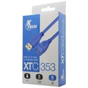 CABLE USB XTC-353 USB EXTENSION CABLE 6 PIES XTECH