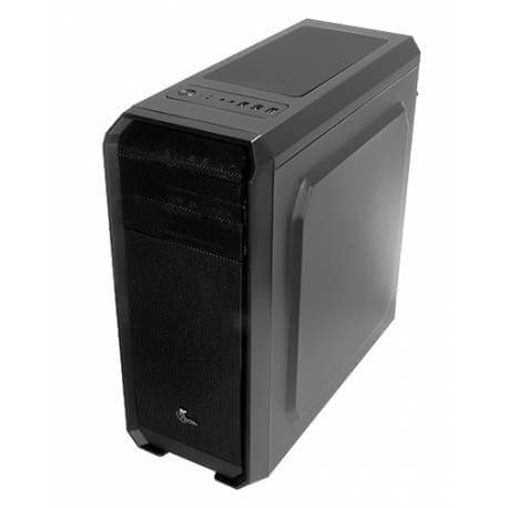 CASE-PC XT-GMR1 DELIRIUM MEDIA TORRE ATX SIN ACCESORIOS COLOR NEGRO XTECH