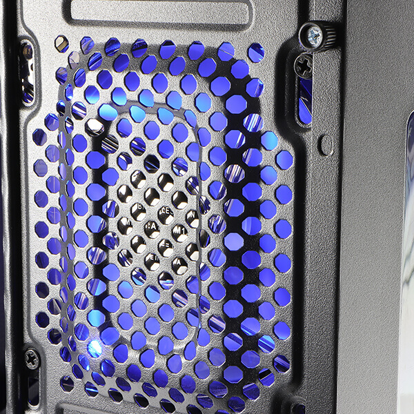 CASE-PC XT-GMR2 ENVIRON MEDIA TORRE ATX SIN ACCESORIOS COLOR NEGRO XTECH