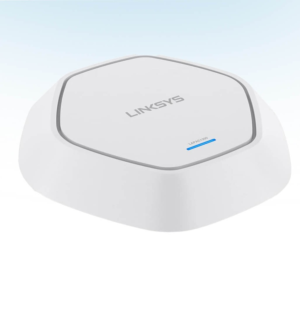 ACCESS POINT LAPAC1200 2X2 POE DUAL BAND LINKSYS
